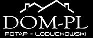 Dom-pl Budowa domów pod klucz Logo